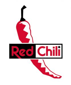Boulderwelt Partner RedChili Logo