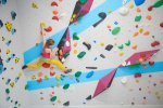 Boulderteens in der Boulderwelt Kinderwelt